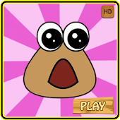 Pet Run For Pou Adventure