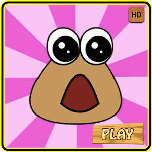 Pet Run For Pou Adventure for PC and MAC