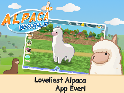Alpaca World HD+ - náhled