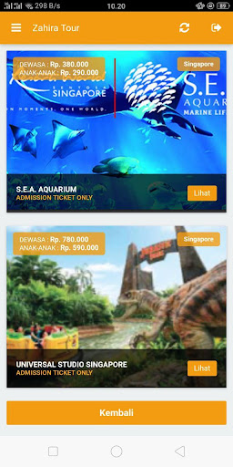 Zahira Tour & Travel screenshot 5