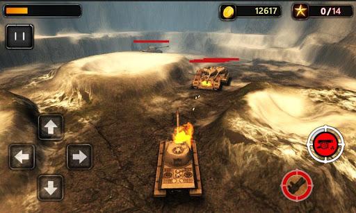 War of Tank 3D 1.8.1 screenshots 12