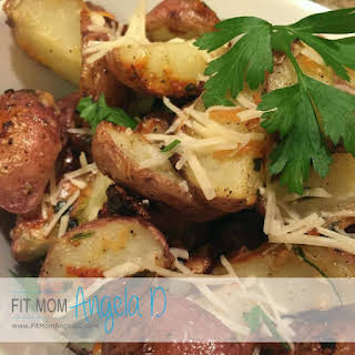 Herb Roasted Red Potatoes.