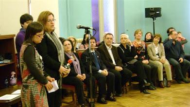 Photo: Entrega de reconocimientos con motivo del 8 de marzo de 2011