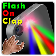 Flashlight on Clap