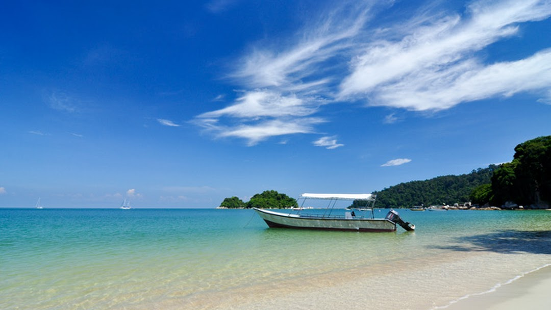 Pangkor Palm Bay Resort Island Resort In Teluk Nipah