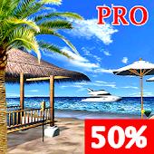 Beach In Bali 3D PRO LWP