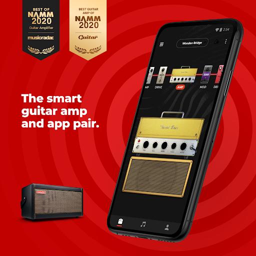 Spark Amp: Smart Jam, Akkorde Screenshots 1
