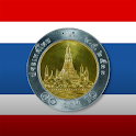 Thai Baht Exchange icon