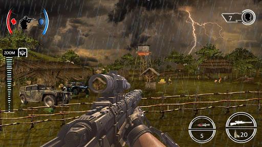 Mountain Sniper Shooting: 3D FPS  screenshots 12