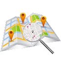 Maps & Location Tracker icon