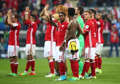 La Juventus sur le point de signer un joueur du Bayern