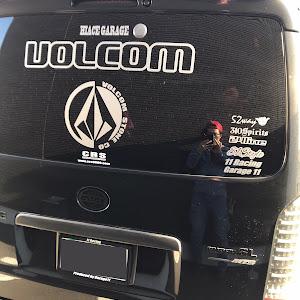 ハイエース KDH200Vのカスタム事例画像 VOLCOMさんの2021年09月27日15:51の投稿