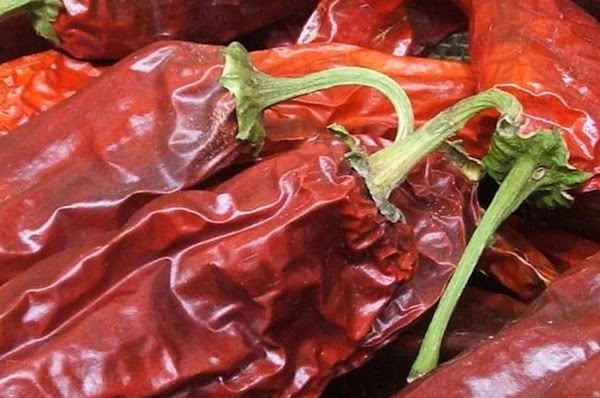 Red Chile Pods: The New Mexico red chile has a very unique & spicy...