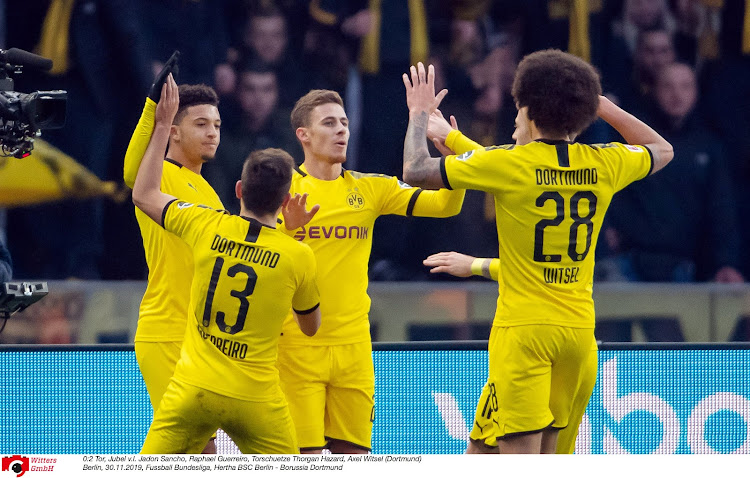 🎥 Bundesliga : Thorgan buteur face à Lukebakio, Bornauw et Verstraete battus
