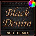 Black Denim Theme for Xperia icon