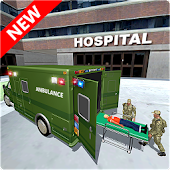 Army Ambulance Rescue Simulator