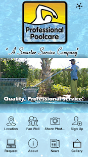 Professional Pool Care Orlando- screenshot thumbnail