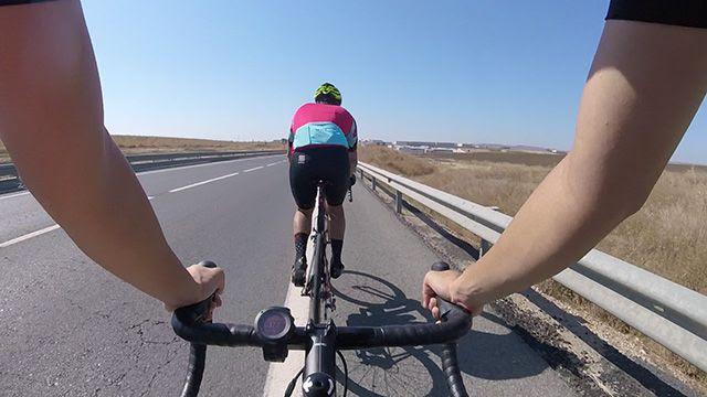 Consejos cadencia ciclismo