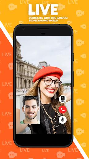 Random Live Chat: Video Call - Talk to Strangers 1.1.11 screenshots 5