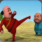 patlu kongFu adventure forest