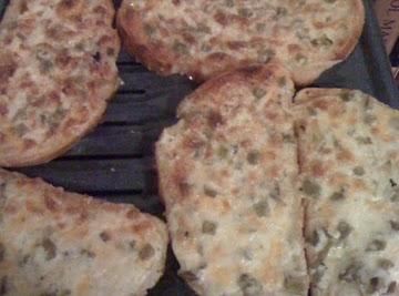 Chile Cheese Bread Recipe