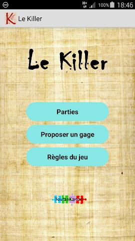 android Le Killer free Screenshot 0
