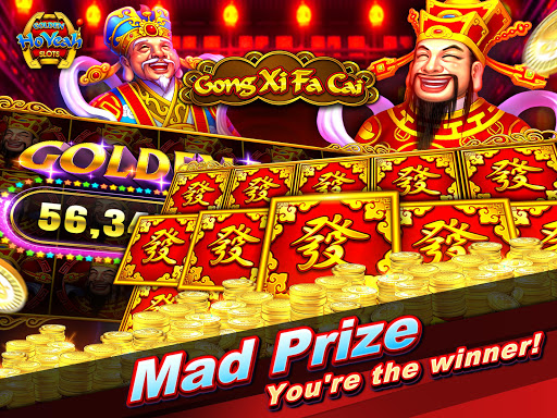 Slots (Golden HoYeah) - Casino Slots 2.5.2 screenshots 10