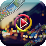 Video Editor & Video Recorder Icon