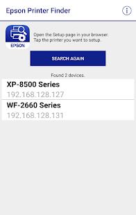 epson printer finder apps on google play