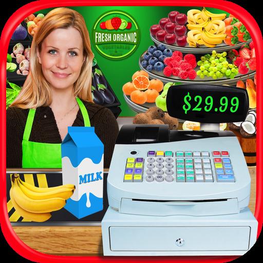 教育App|Real Grocery Store Simulator LOGO-3C達人阿輝的APP