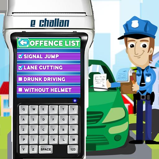Traffic Police E Challan Learning Machine