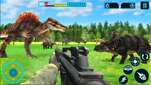 Deadly Dinosaur Hunter Deadly Dino Hunter Shores 1.0 screenshots 3