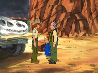 Paddington Goes to the Dentist / Paddington's Dinosaur / Paddington's First Flight
