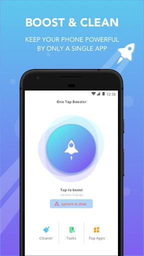 One Tap Cleaner – Phone Cleaner and Speed Booster for PC