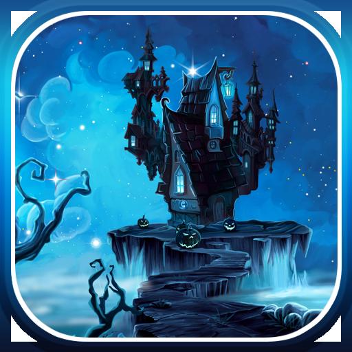 Halloween Live Wallpaper 個人化 App LOGO-硬是要APP