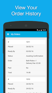CleanCloud - Dry Cleaning & Laundry- screenshot thumbnail