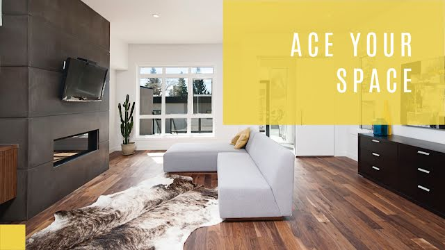 Ace Your Space - YouTube Thumbnail Template