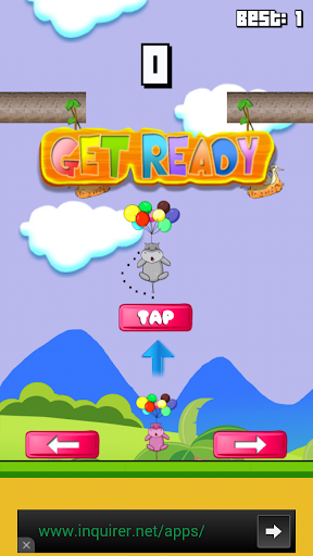 Flying Hippo screenshot 3