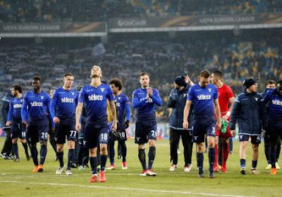 L'UEFA ouvre une enquête sur la Lazio Rome