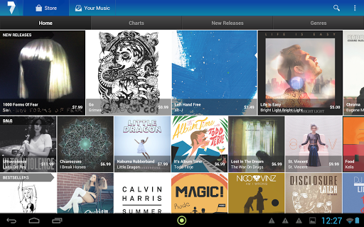 7digital Music Store screenshot 8