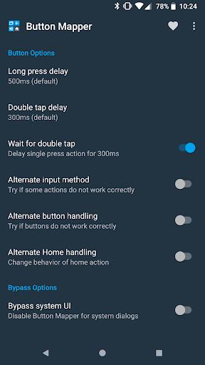 Button Mapper: Remap your keys  screenshots 6