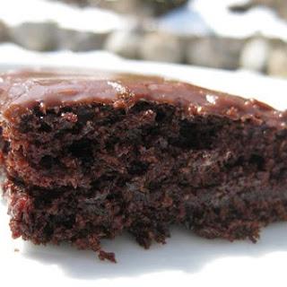 Mocha Snack Cake