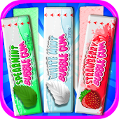 Chewing Gum Maker - Kids Dessert Maker Games FREE