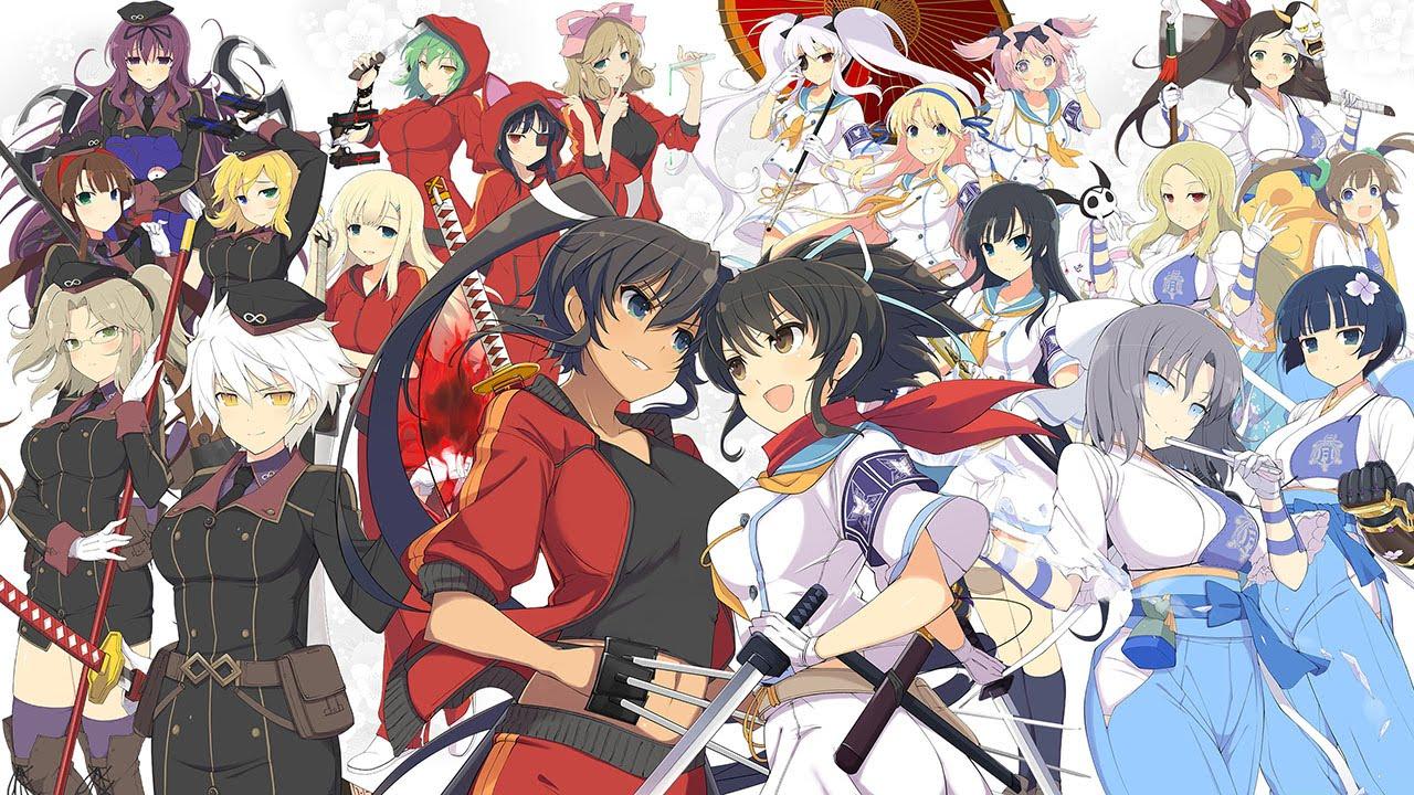 [Game Preview] Shinobi Master – Senran Kagura NEW LINK