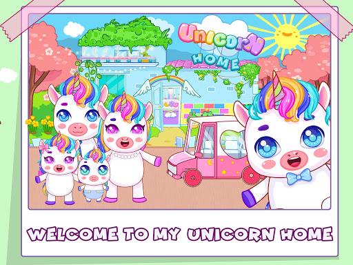 Mini Town: Unicorn Home apkdebit screenshots 11