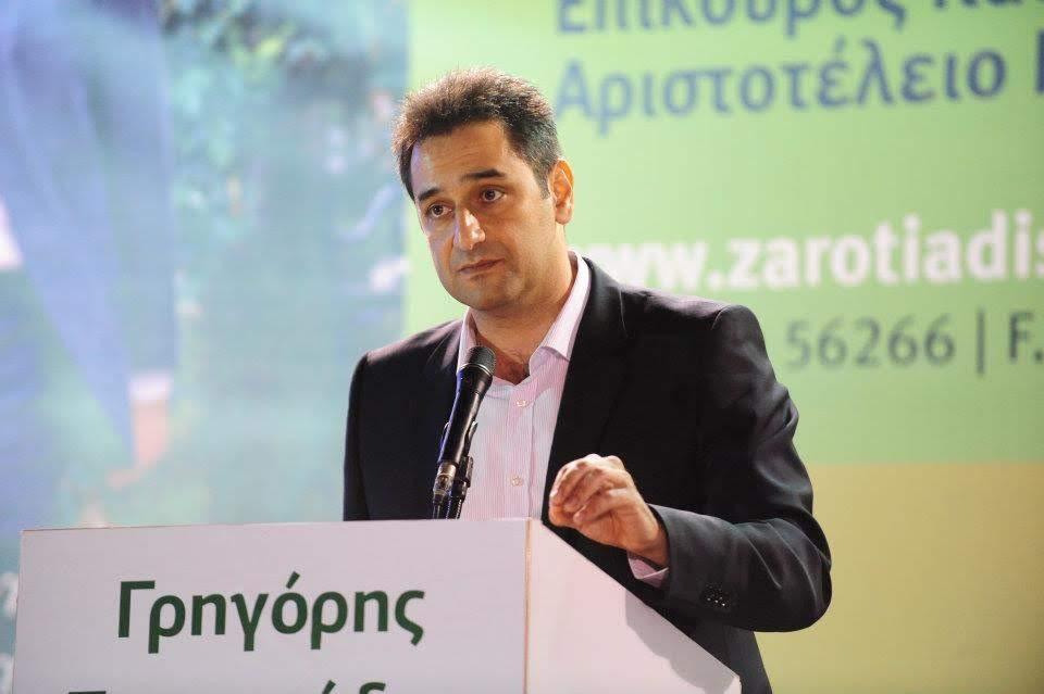 Μπαίνει στο χορό ο Ζαρωτιάδης για το δήμο Θεσσαλονίκης