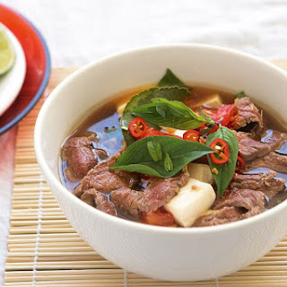 Cambodian Beef Soup