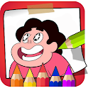 Coloring - Steven Games icon