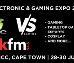 Electronic & Gaming Expo 2017 - Cape Town : Cape Town International Convention Centre (CTICC)
