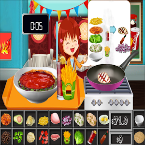 You Can Cook – Burrito&Chicken for PC and MAC